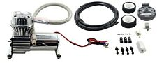 Air Compressor Air Helper Lift Kit Light-Duty for Car Pickup Trucks Air Spring