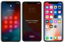 Passcode/Disable FMI:OFF Service - iPhone X iCloud remove IPHONE 6 to X ipad pro