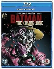 DC UNIVERSE - BATMAN THE KILLING JOKE Blu-ray Blu-ray NEUF (1000619955)