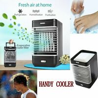 Portable Air Conditioner Indoor Cooler Fan Humidifier Air Conditioning Units US