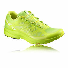 Scarpe sportive verde Salomon