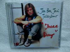 "BON JOVI - Jon Bon Jovi talks about ""These Days"" - very rare CD"