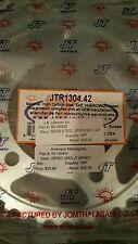 JT Sprockets JTR1304.42 Steel Rear Sprocket
