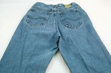 "Vintage USA Lee Women's 12M (29W,31L,12""Rise) Relax Tapered Denim Jeans  #S768"