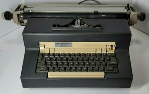 Rare Vintage Olivetti Editor 3 Electric Typewriter with Power Cord Tested/Works