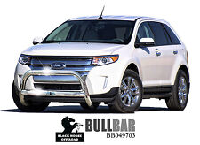 07-14 Ford Edge Sport Bull Bar Bumper Brush Grille Guard Protector BLACK HORSE