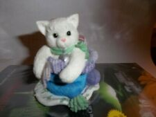 """Calico Kittens Enesco """" """"Hats Off To Friendship"""""""