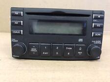 08 KIA SPECTRA5 HATCHBACK RADIO CD PLAYER