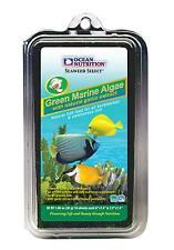 Ocean nutrition algues 30g vert nori aquarium fish tank alimentaire + gratuit clip