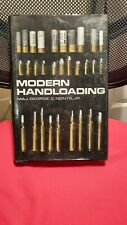 Modern Handloading Book How To Reload Ammo Reloading 410 pages George C Nonte JR