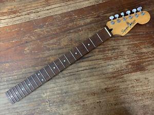 Fender Squier Strat Korean Neck Bullet1 Gotoh Tuners