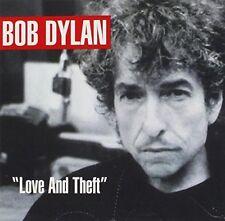 Bob Dylan - Love & Theft [New CD] Holland - Import