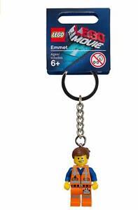 LEGO The Movie Emmet Key Chain 850894
