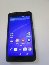 Sony Xperia E4G - E2003 - Black - (O2)   - 8GB Android