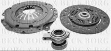 HKT1023 BORG & BECK CLUTCH 3in1 CSC KIT fits GM ASTRA 1.7DTI,CDTI 00-