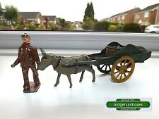 Charbens Pre-War #900 COSTER CART / DONKEY / COSTERMONGER / BASKET & VEG.