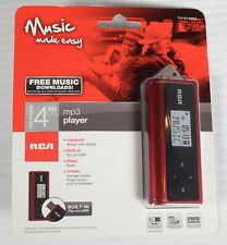 Brand New Music Made Easy Rca 4Gb Mp3 Player #Th1814Wm, Flip Out Usb Plug