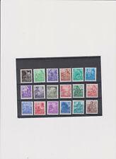 DDR Nr. 362-379 postfrisch  ( 22 )