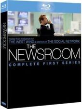 The Newsroom Complete Series 1 Blu Ray All Episode First Season Original UK NEW
