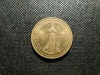 PIONEER MEMORIAL TOWER KITCHENER WATERLOO TOKEN!  e187UXX