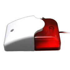 Mini 12 Volt di allarme di sicurezza di sostituzione sirena a luci rosse Z9Q7
