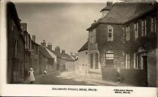 Mere. Salisbury Street by F.Holmes, Mere.