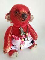 Teddy bear Sasha OOAK Artist Teddy by Voitenko Svitlana.