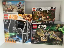 Lego Star Wars Konvolut 75211,75265,75238,75024 Neu ohne Figuren