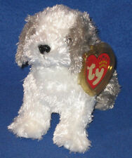TY HERDER the SHEEPDOG BEANIE BABY - MINT with MINT TAG