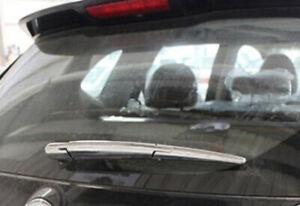 For Nissan X-Trail 2014-2019 Chrome Rear Tail Window Wash Wiper Cover Trim