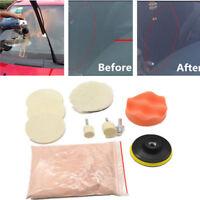 10x Car Windshield Glass Polishing Cerium Oxide Wheel Pad Scratch Polished Tool