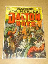 DALTON BOYS #1 FN- (5.5) AVON COMICS 1951