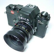 Leica R3 Electronic + Leitz R Summicron 2/50 3-CAM Objektiv   ff-shop24