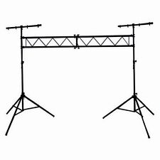Heavy Duty truss STAND DI ILLUMINAZIONE A CAVALLETTO 4 M Treppiedi luce da discoteca DJ Band