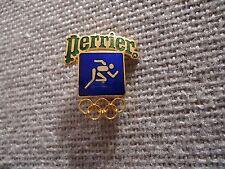 Perrier 1984 Los Angeles Olympic Games Sponsor Pin