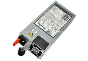 750W PSU For Dell PowerEdge T320 T420 T620 R520 R620 R720xd R820 E750E-S0 79RDR