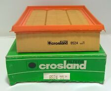 CROSLAND 8524 AIR FILTER RENAULT CLIO MK2 3.0 V6 , ESPACE, LAGUNA, VEL SATIS SEE
