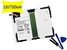 Battery for Samsung GALAXY Tab A 10.1 SM-T580 T585 Tool 3.8V 7300mAh GH43-04628A