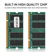 1GB DDR1 400MHz Laptop RAM PC3200 200Pin Arbeitsspeicher Board mini