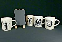 I [ Love ] YOU Mugs and Message Board Williams Sonoma Valentine NWT