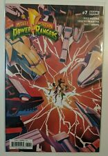 Mighty Morphin Power Rangers #7 2016 Boom! Comics Combined Shipping!
