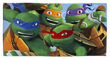 Teenage Mutant Ninja Turtles Beach Towel TMNT Dimension 100 Cotton