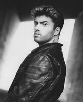 GEORGE MICHAEL 8X10 GLOSSY SINGER MUSIC WRITER 8X10 PHOTO PICTURE