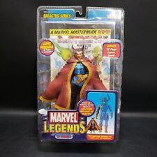 Marvel Legends Dr Strange Galactus Series Toy Biz w Comic Book NO BAF Right Arm