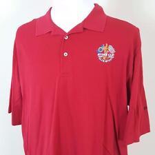 2006 Ryder Cup Ralph Lauren Polo Golf Shirt Mens sz XL Red The K Club Ireland