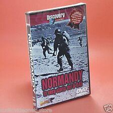 NORMANDY LA VERA STORIA DEL D-DAY DVD sbarco normandia seconda guerra mondiale