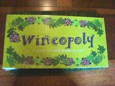 New listing Wineopoly wine style monopoly board game Winopoly Girls night in Ladies nite fun