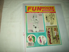 Fun House Magazine 8/80 Bill Ward/Wenzel Humorama Pub. snappy pinup art XF Condi