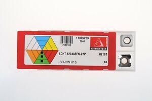 Wendeschneidplatten SCGT / SDHT / SDNT / SPMT Ceratizit