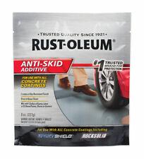 Rust-Oleum  Anti Skid  Anti-Skid Additive  8 oz.